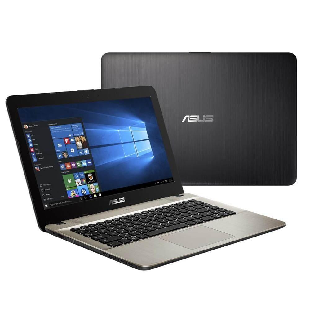 Asus VivoBook Max X441U-AWX330T 14 Laptop Black ( i3-6100U, 4GB, 1TB, Intel, W10H ) Malaysia