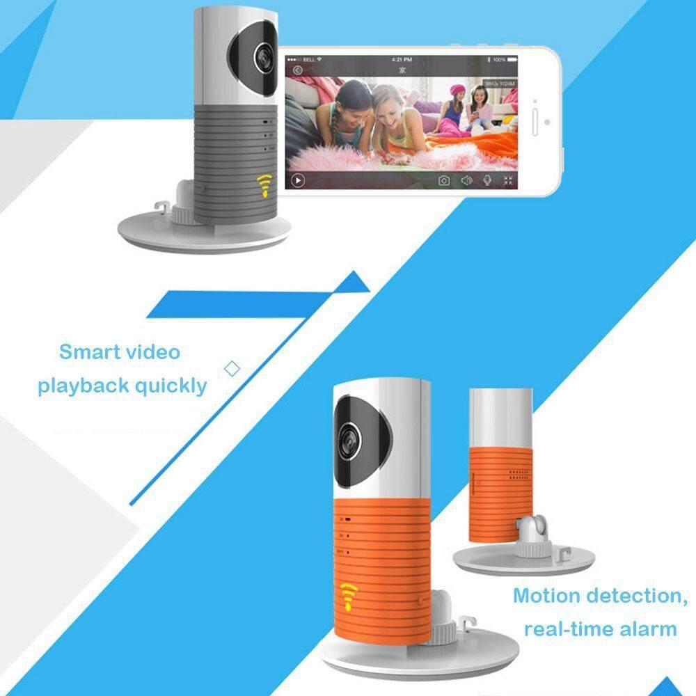 ... mingjue Mini 720P HD WiFi Wireless Home Security IP CCTV Cameras IR Night Vision Baby Monitor
