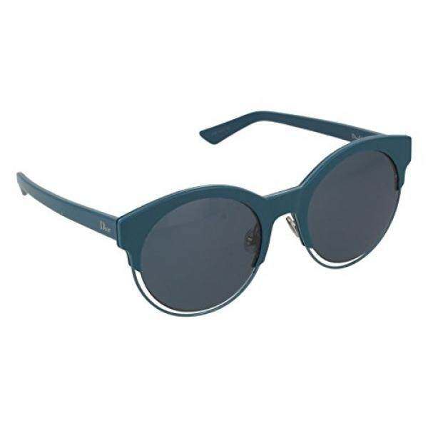 Christian Dior Sideral/1S Sunglasses Green Blue / Blue