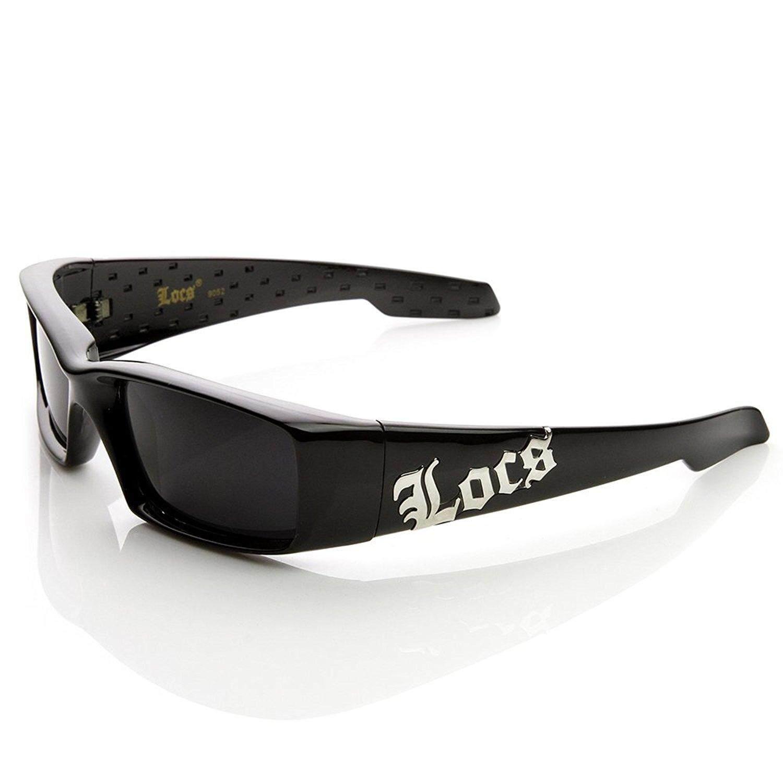57fffd6cc0b64e ... Locs Eyewear - Gangsta Shades LOCs Hardcore Square Inset Lens Sunglasses  - 3 ...