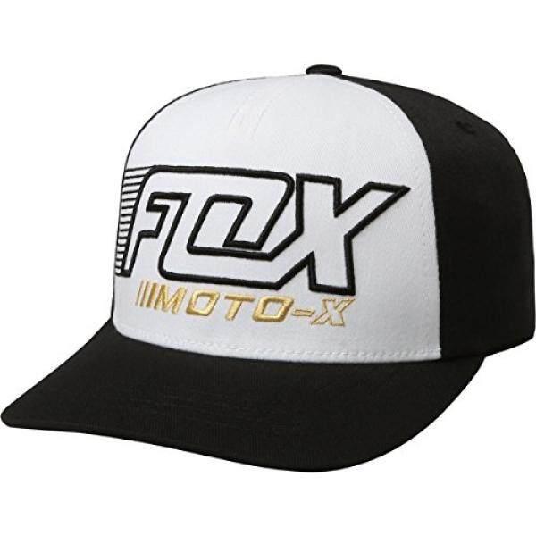 the latest ee4d2 f9380 store fox racing hrc fox honda flexfit hat cap mens unisex motocross 21109  329 mdnt cfb80