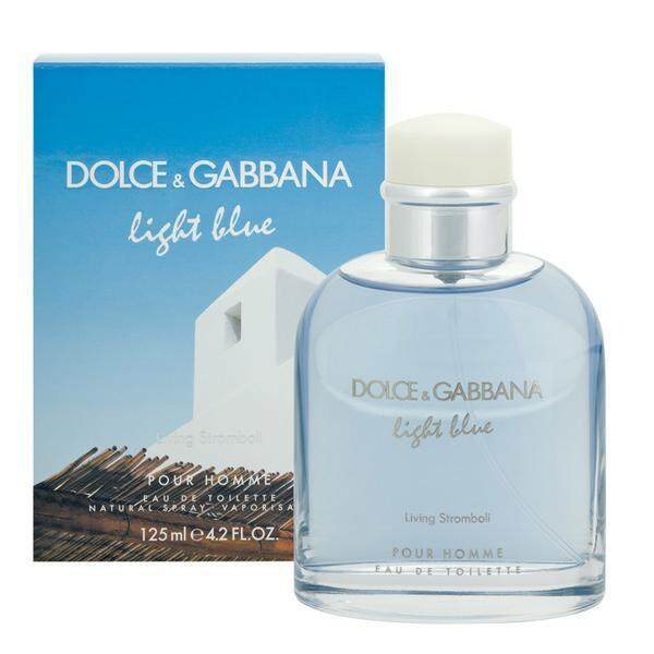 Dolce Gabbana Light Blue Pour Homme EDT 125ML Perfume High Quality GRED (BUY 2 FREE PERFUME)