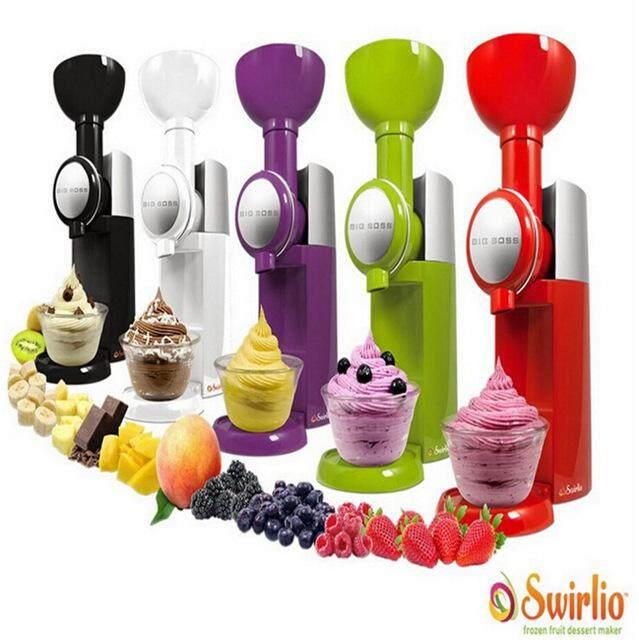 DIY Ice Cream Machine Frozen Fruit Dessert Maker Fruit 220V-240V