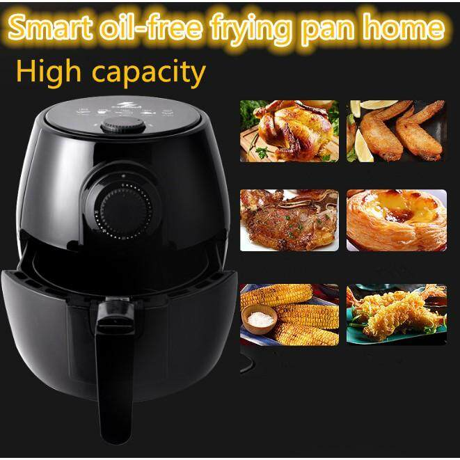 """""""Air Fryer Hot Sales, 1200W Large Capacity No Oil Heathly Kitchen Cooker French Fries"""""""