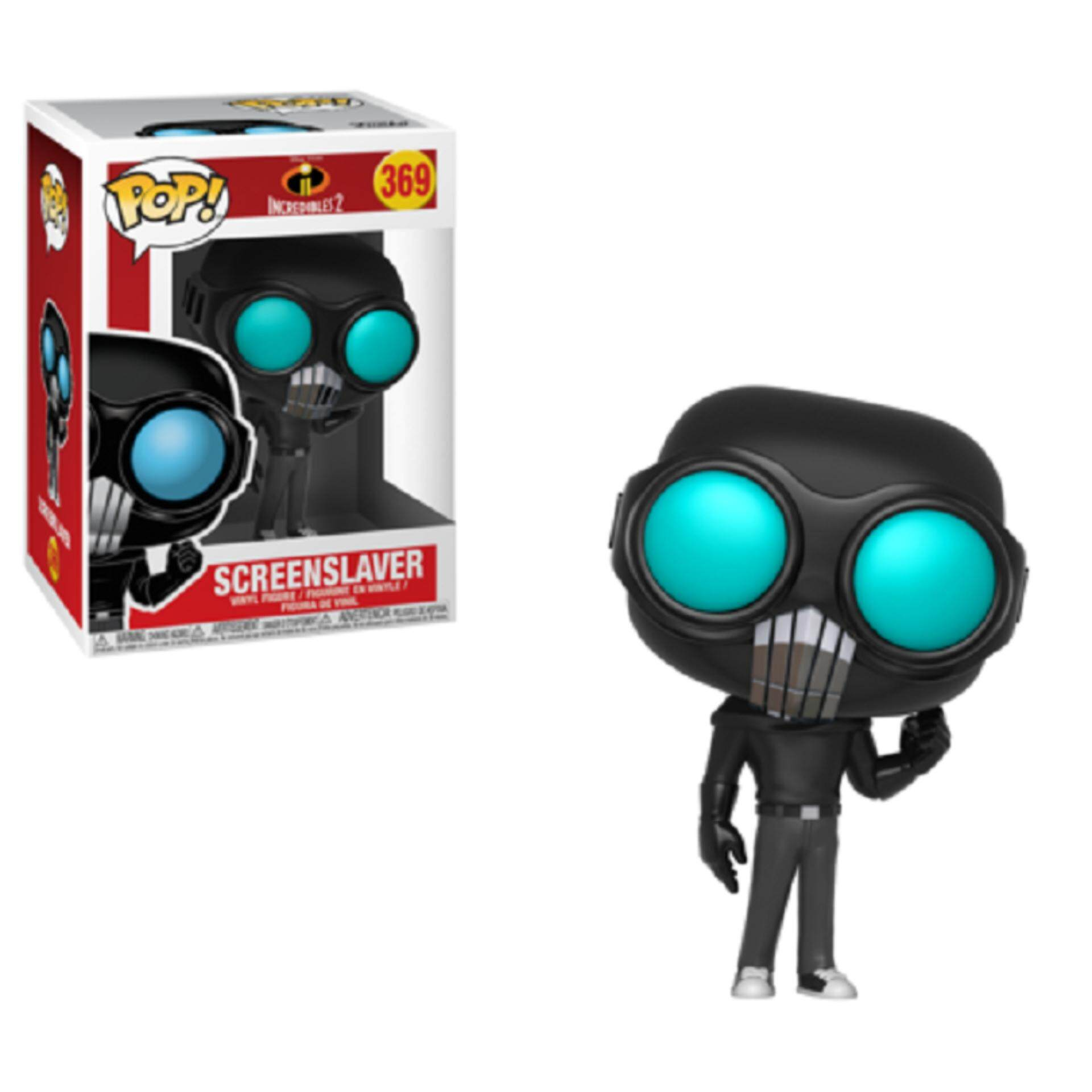 FUNKO POP! Disney Pixar Incredibles 2 Figure - Screenslaver Toys for boys