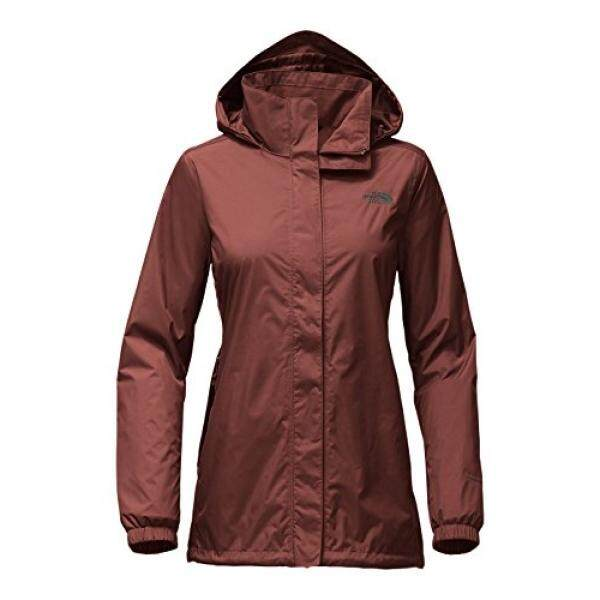 The North Face Womens Womens Resolve Parka - Sequoia Red - M - intl