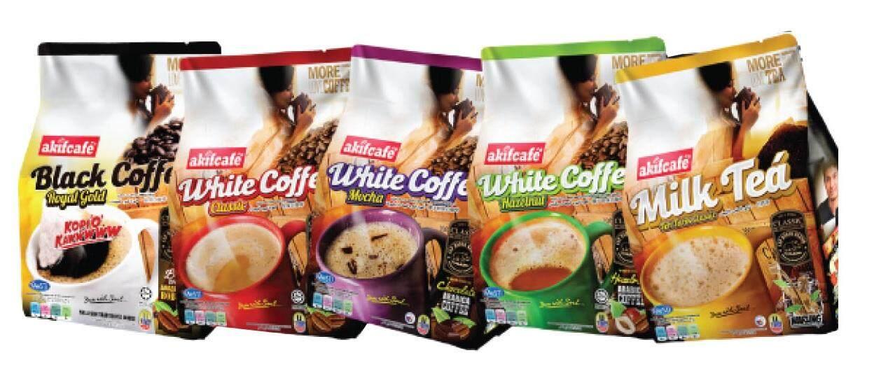 Akifcafe Black Coffee Royal Gold 90g