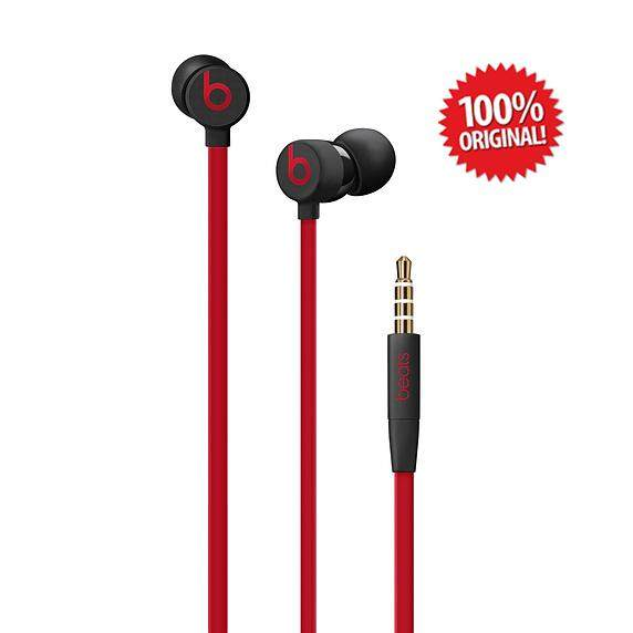 100% Original Beats urBeats3 Earphones with 3.5 mm Plug