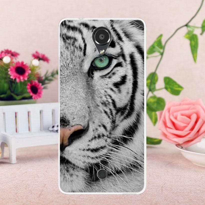 Akabeila DIY Dicat Lembut Tpu Telepon Case S untuk Wiko U Merasa/BLU R1 HD 5.0 Inch Seksi Gambar case Tas Telepon Cangkang Penutup Belakang Lembut Silikon Smartphone Case-Internasional