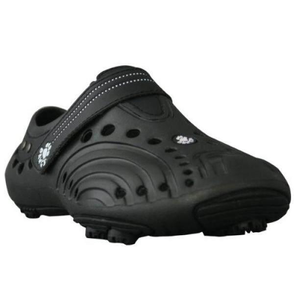 รองเท้ากอล์ฟ Dawgs ผู้ชาย Spirit น้ำหนักเบา, สีดำสีดำ, 10 - นานาชาติ By 15store.