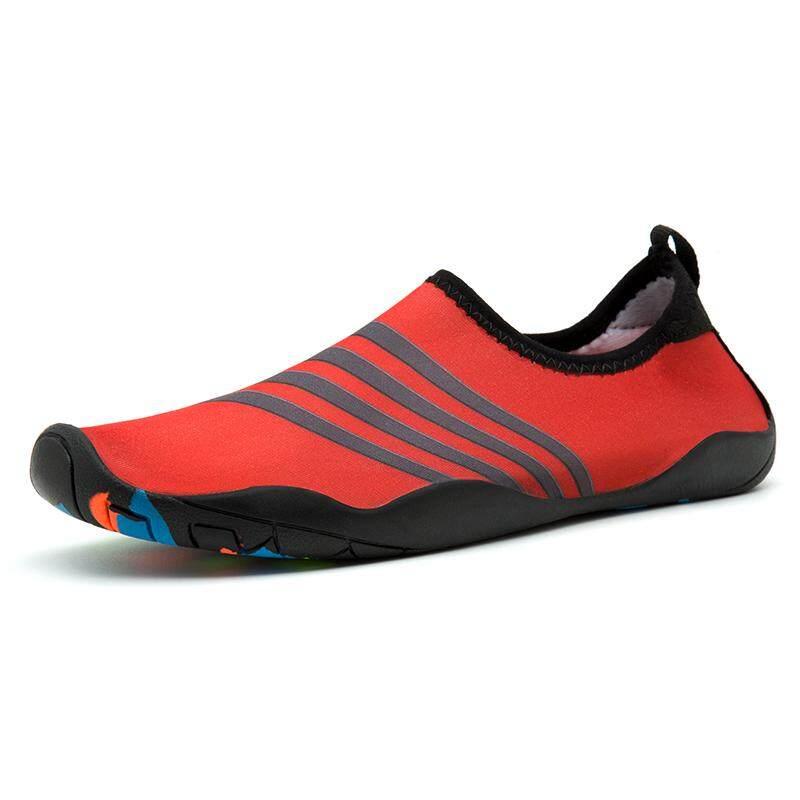 Fashion Sepatu Pria Renang Menyelam Leisure Sepatu Sepatu Air Pantai Sepatu Lari untuk Pria