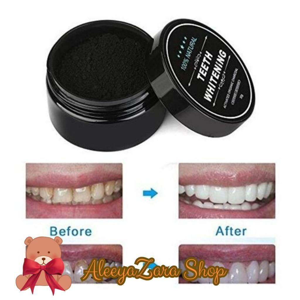 Fitur Activated Charcoal Arang Aktif 150 Gr Natural Madu Arab Al Shifa 500gr Original Teeth Whitening Serbuk Pemutih Gigi