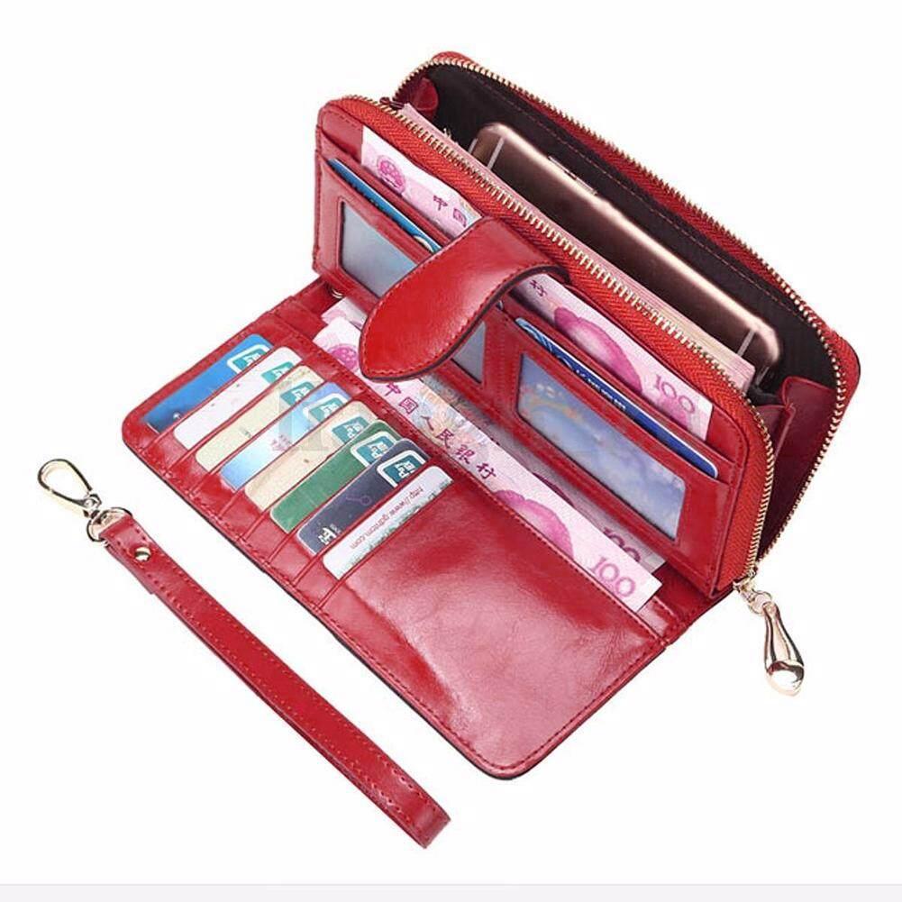 Card Wallet Dompet Kartu Atm Credit Source · Women Ladies Purses Long Zip .