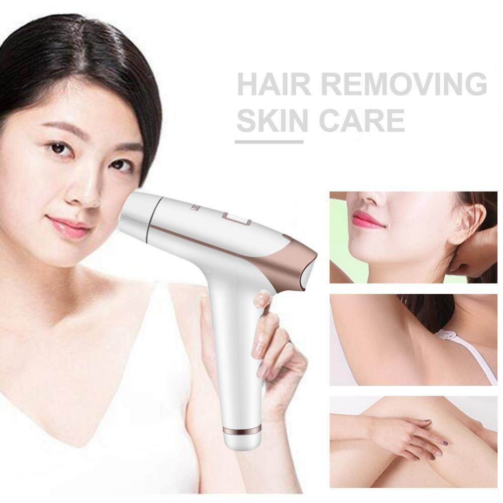 Ipl 300,000 Pulse Photon Laser Hair Remove Machine Skin Rejuvenate Permanent Painless Depliator - Intl By Rongshida
