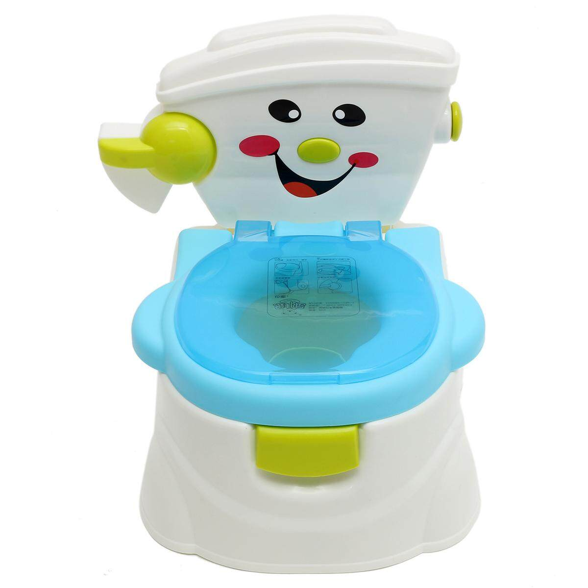 Fisher Price My Talking Potty Friend - Musical Learning Sounds Toilet Training By Moonbeam.
