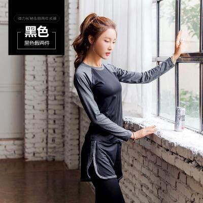 (Pre Order 14 days) JYS Fashion Korean Style Women Sport Wear Set Collection 540 - 8584 set 9