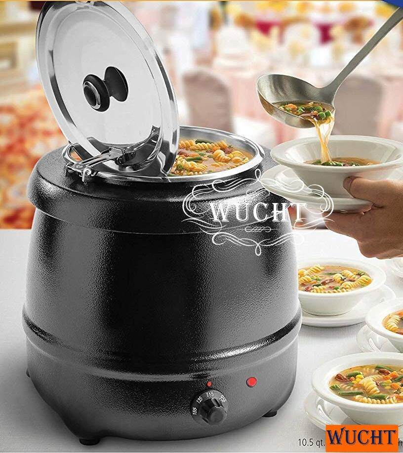 Commercial Electric Soup Kettle / Soup Warmer  10 Liter (Hot Selling)