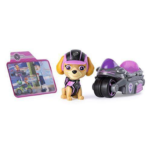 [Paw Patrol] Paw Patrol Mission Paw - Skye's Cycle - Figure and Vehicle [From USA] - intl