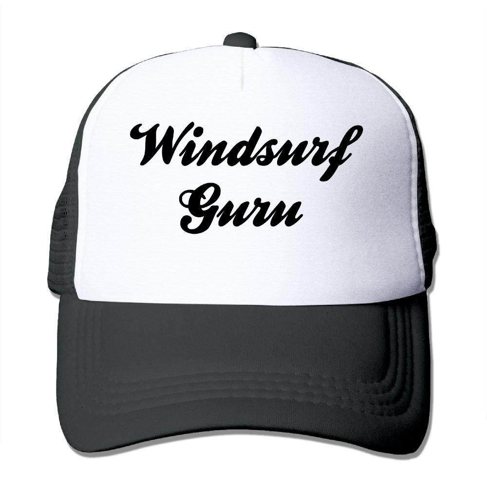 Nongfu Windsurf Guru Besar Busa Bertali Belakang Topi Jaring Kembali Dapat Disesuaikan Tutup-Internasional