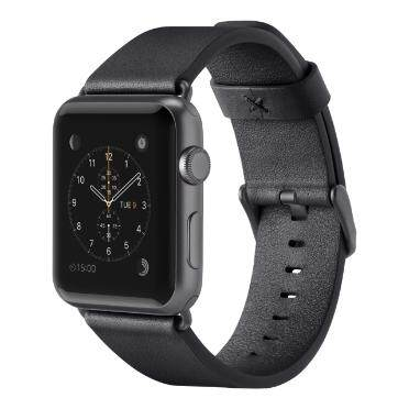 Original Belkin Classic Leather Band for Apple Watch 40mm
