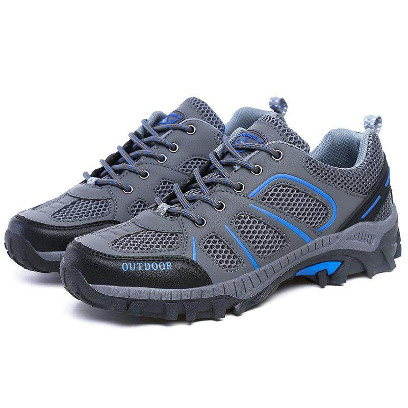 Cek Harga Climbing Summer Outdoor Hiking Sport Shoes For Women Grey ... 6b13b3e3ca