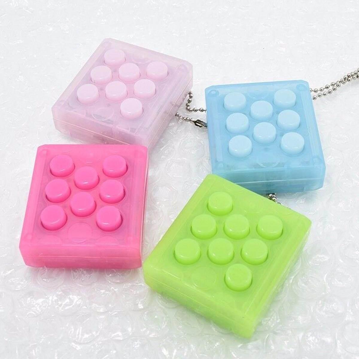 Puchipuchi Electronic Endless Pop Bubble Wrap Keychain Squeeze Tambahan 2 Image