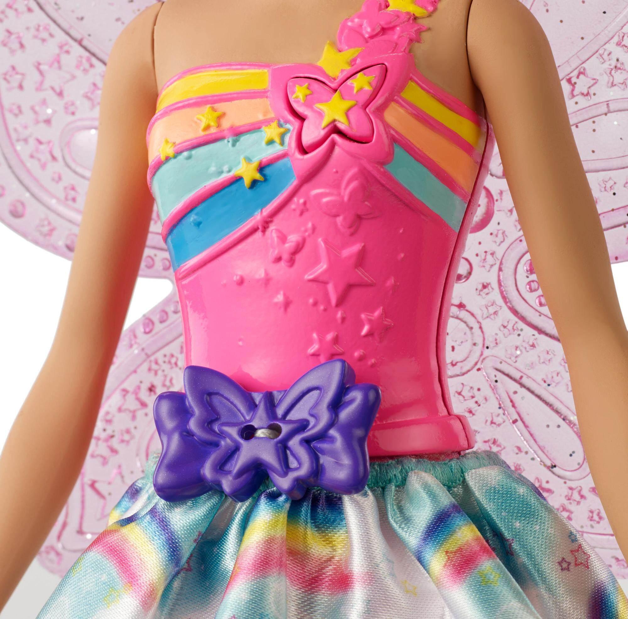 [BARBIE] Dreamtopia Flying Wings Fairy Doll (3 yrs+)