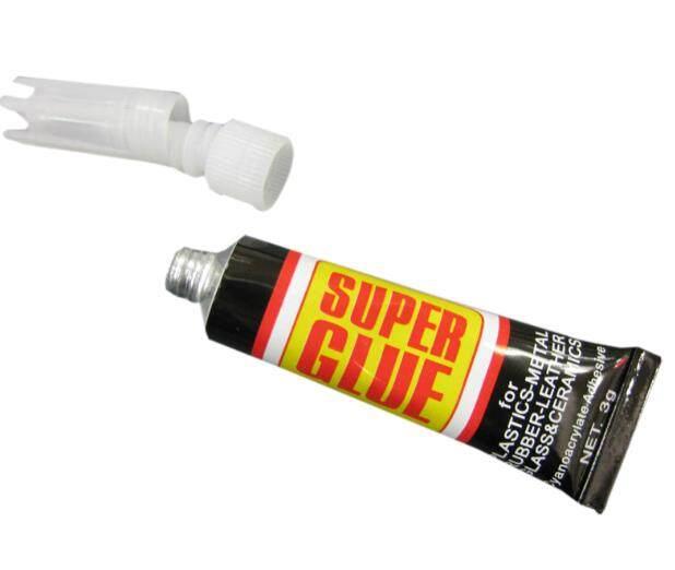 Super Glue extra strong premium quality 1x6 pcs
