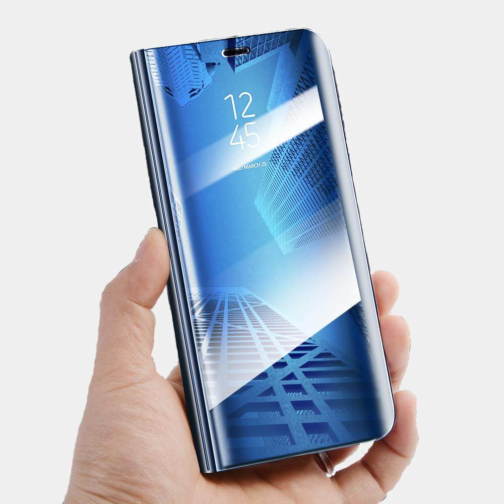 Features Samsung Galaxy A6 Plus 2018 Cover Smart Casing Plating