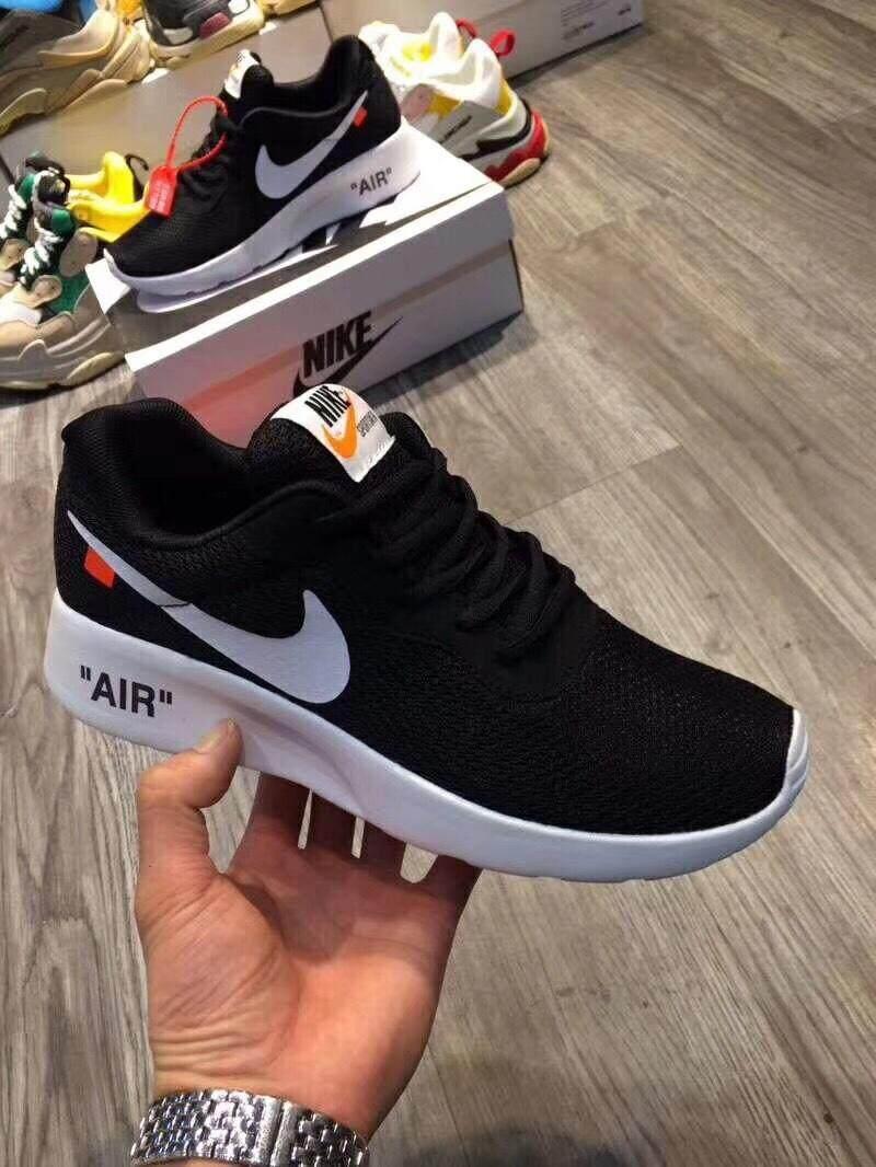 Original Nike London Three Generations Joint OFF-White x Nike TANJUN Joint Casual Running Shoes