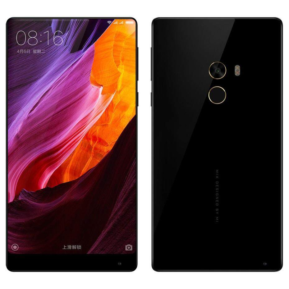 Xiaomi Mi MIX 18k 6.4 inch Edgeless Display 6GB RAM 256GB ROM Snapdragon 821 Quad Core 4G Smartphone Black
