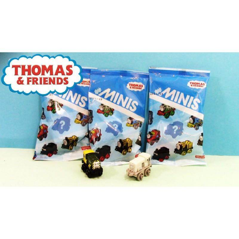 [THOMAS & FRIENDS] Minis Single Blind Pack Tray (3yrs+ ) toys for girls