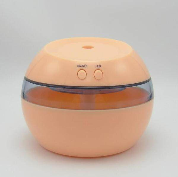 Zero Radiation Humidifier USB Creative Gifts Aromatherapy Machine / Air Cleaner(Orange) Singapore