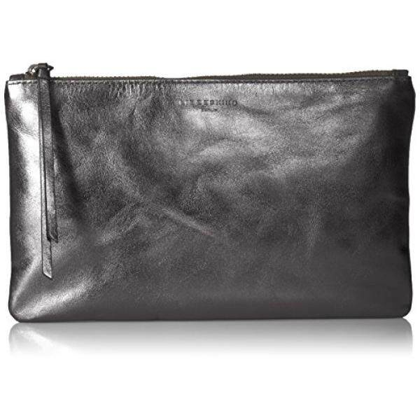 a910b06d58 Liebeskind Berlin Womens Jennywetallic Leather Pouch - intl
