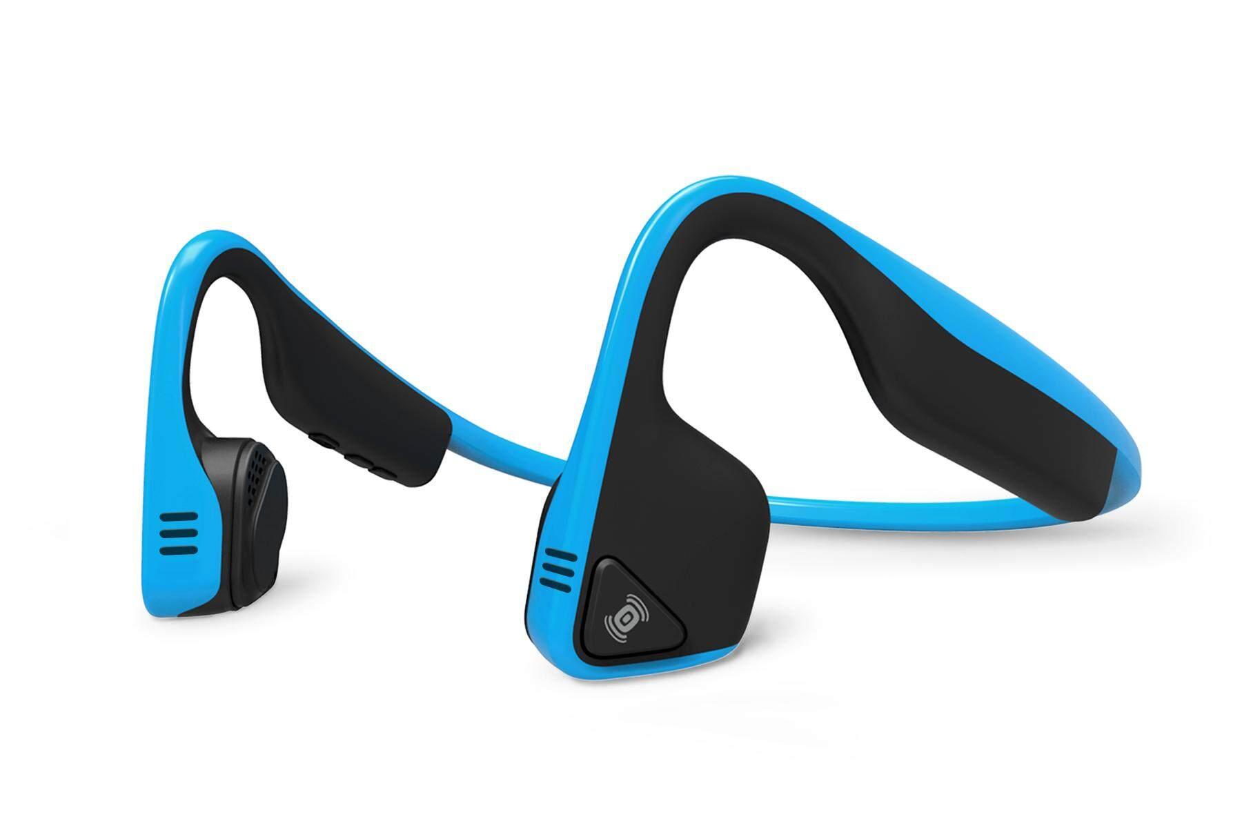 Original AfterShokz Trekz Titanium Wireless Bone Conduction Headphones