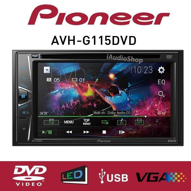 Pioneer original car dvd player AVH-G115 dvd RDS AV received BROZ car Accessories .