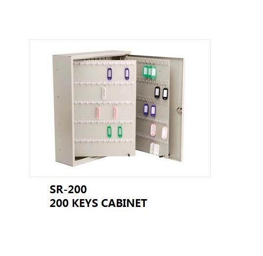 SR key Cabinet / Key Box 200 Keys