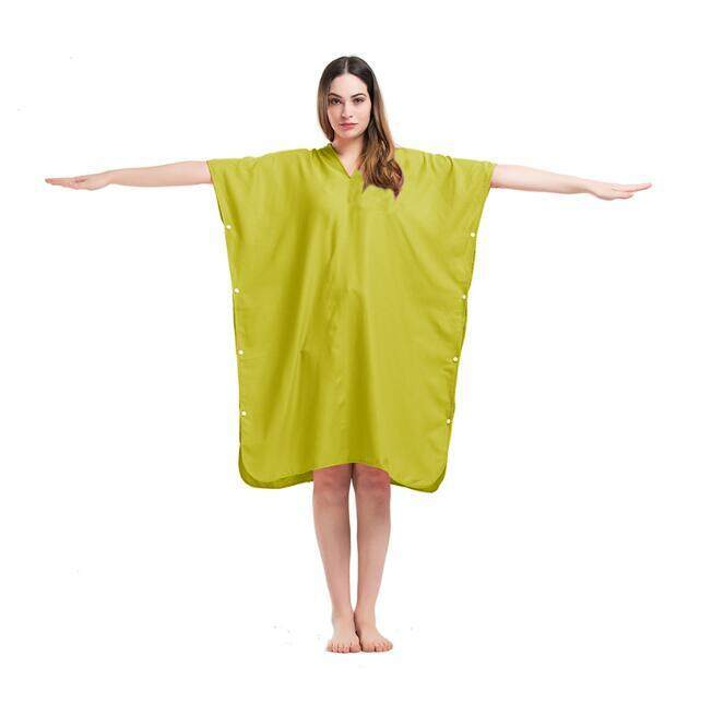 Cepat Pengeringan Jubah Mandi Pantai Jubah Handuk Ultra-Pakaian Renang Tipis Penutup By Pellet12.