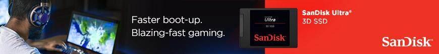 SanDisk Ultra 3D SSD