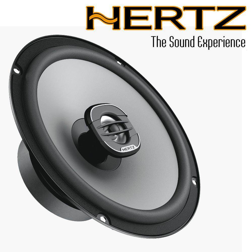 Broz Hertz X-165 165mm Uno Line 220W Two Way Coaxial Car Audio Woofer