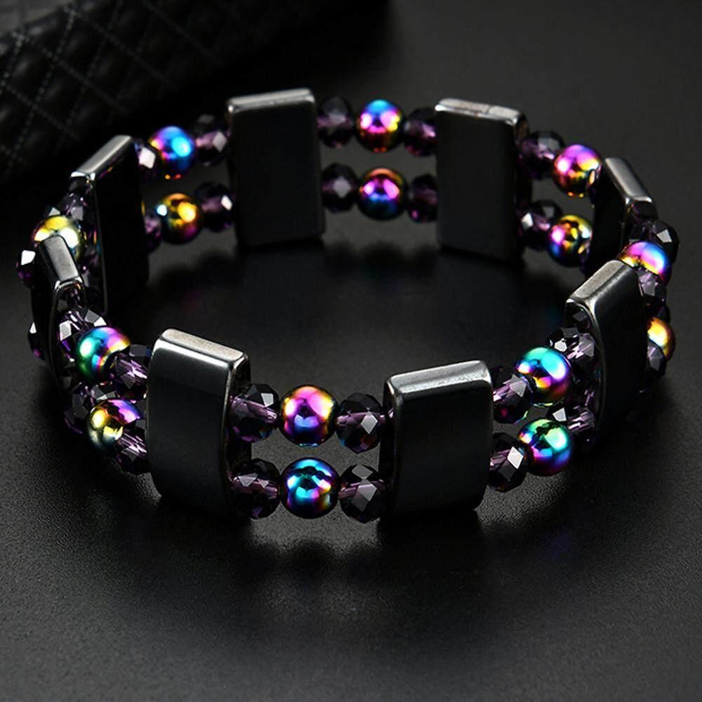 Fitur Menstruasi Hitam Keramik Gelang Magnet Kesehatan Bio Magnetic Black Radocie Health Slimming Bracelets Bangles Jewelry Bracelet