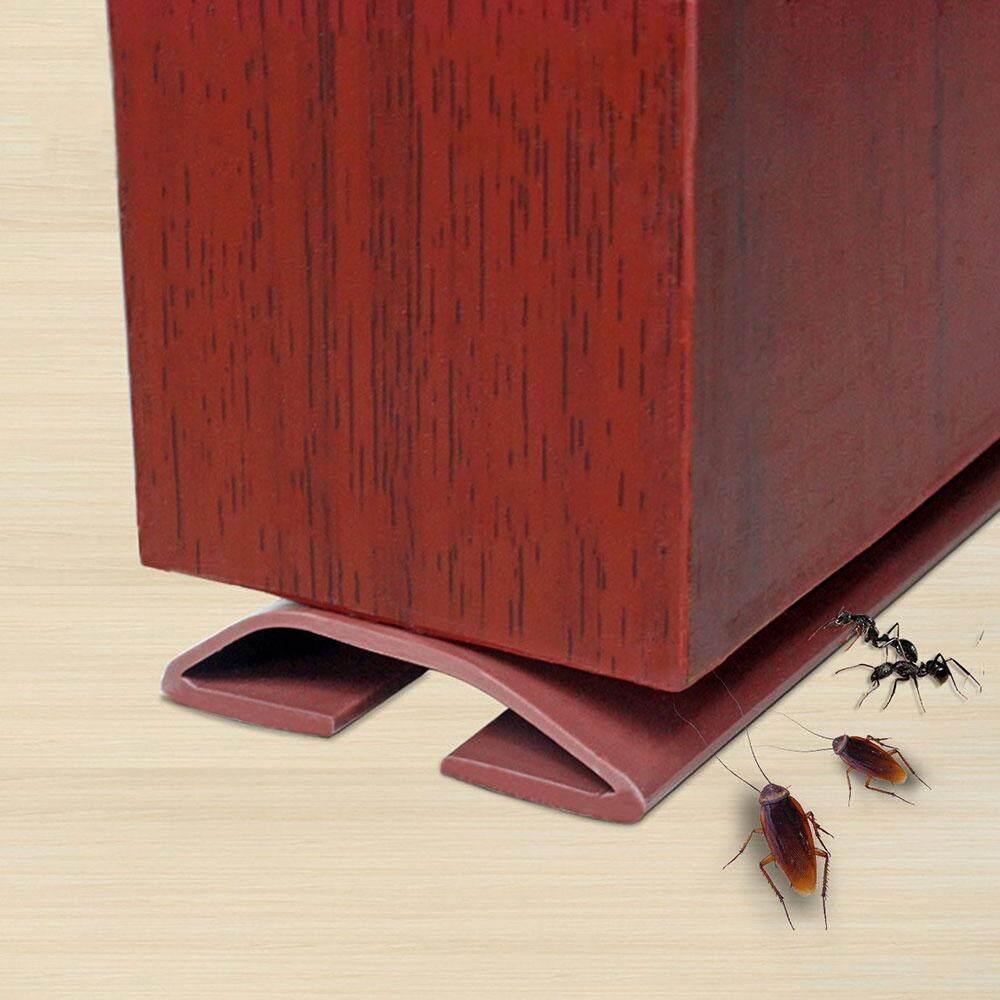 Foonee Door Bottom Seal Weather Stripping Under Door Draft Stopper Direct Energy Saver And Gap Sealer For Interior Door - intl