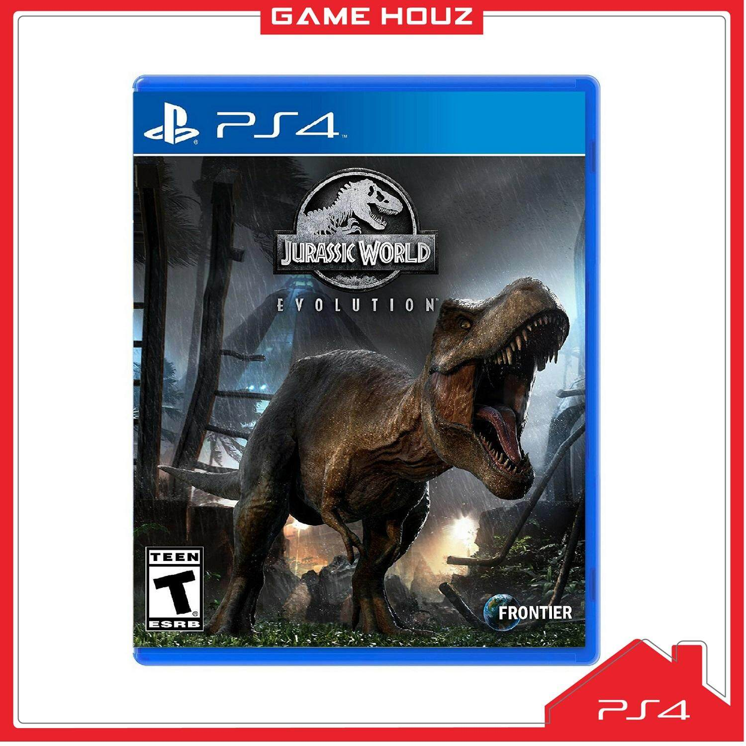 (PS4) Jurassic World Evolution (R2/ENG)