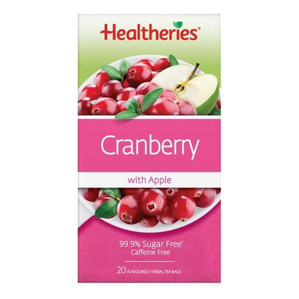 Cranberry & Apple Tea