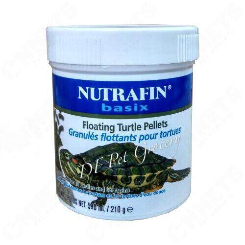 Nutrafin Basix Floating Turtle Pellet 590ml / 210g A-7426 (A)