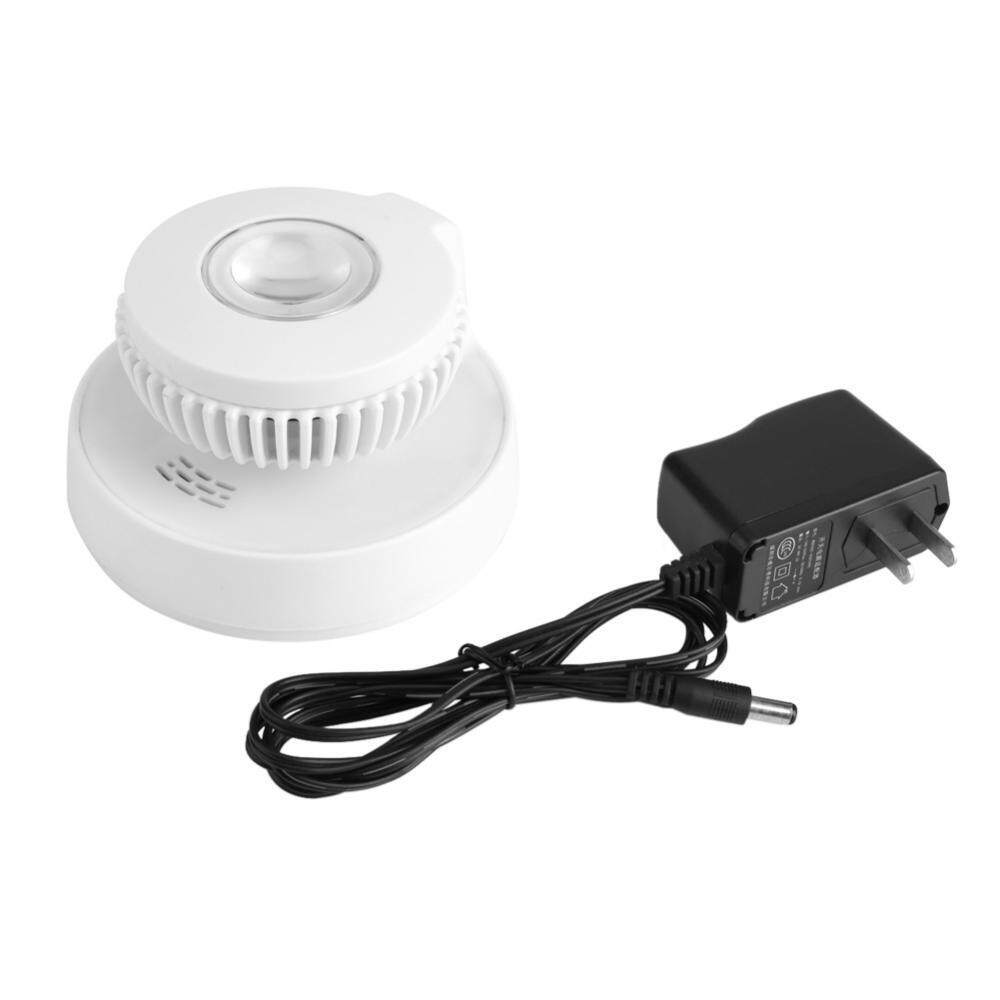 Photoelectric Smoke Detector Fire Alarm Sensor System for Home Office Security