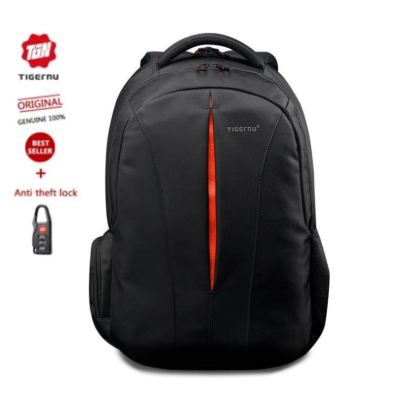 2018 Tigernu Travel Business Men Women 12.1-15.6 Laptop Backpack For Summer Backpack Bag+FreeGift - intl