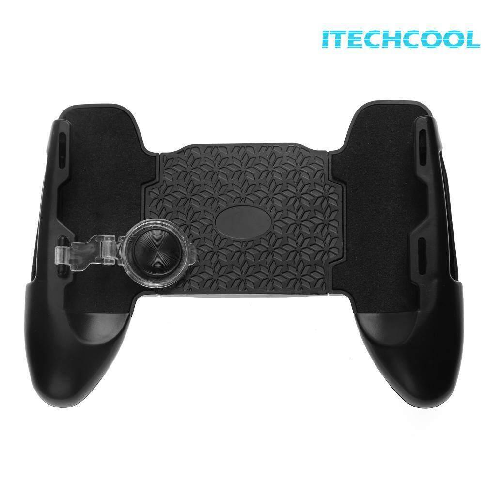 3 in 1 Joystick Grip Extended Handle Sucker Gamepad Mobile Phone Holder - intl