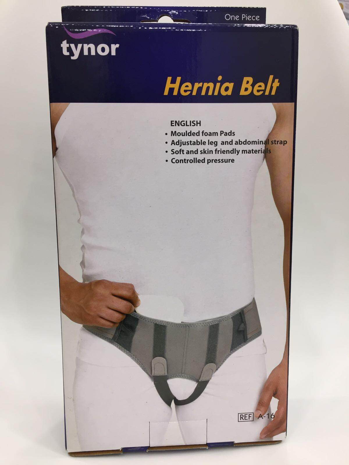Tynor Hernia Belt (Grey)