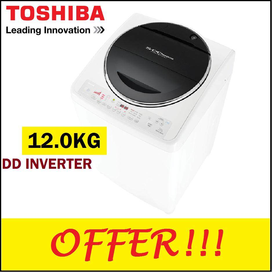 Cek Harga Samsung 12kg Front Load Combo Washer With Eco Bubble Electrolux Loading Ewf14113 Toshiba Aw Dc1300wm Direct Drive Inverter Full Auto Washing Machine